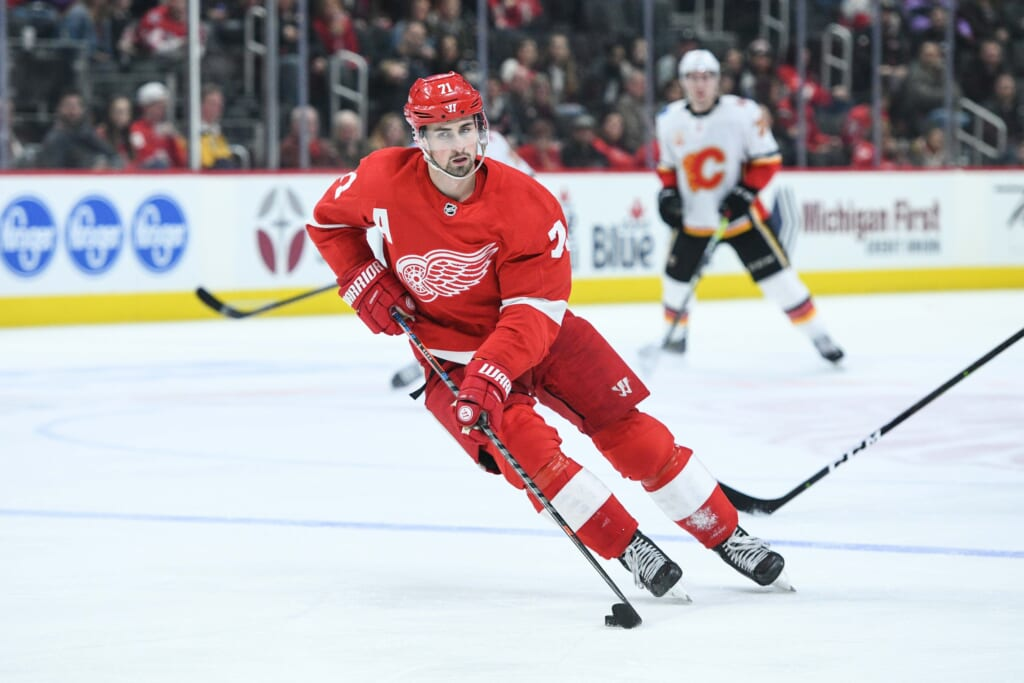 NHL power rankings: Detroit Red Wings