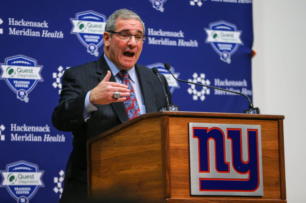 New York Giants outlook with GM Dave Gettleman in 2021