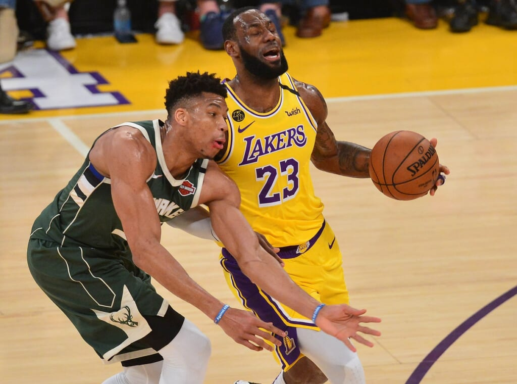 NBA games today: NBA Finals preview for Lakers vs. Bucks?
