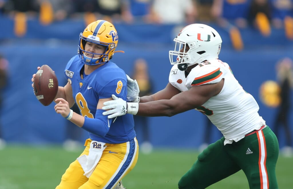 Top 2021 NFL Draft opt-out prospects: Gregory Rousseau