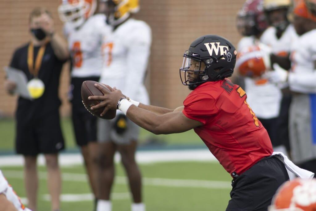 Washington Football Team draft picks: Ideal mock 2021 NFL Draft scenario
