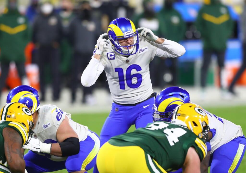 Rams rumors: Forecasting Jared Goff's bleak NFL future