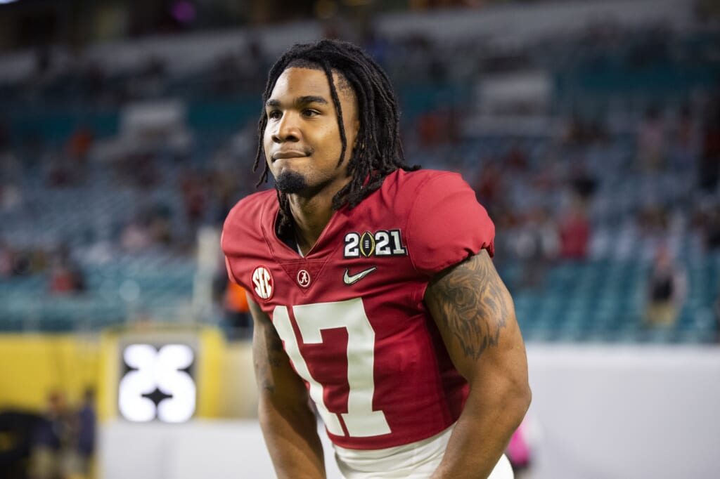2021 NFL mock draft: Philadelphia Eagless: 2021 NFL Draft