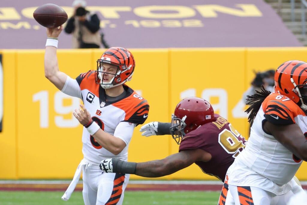 Ideal Cincinnati Bengals mock draft: Joe Burrow gets the proper support