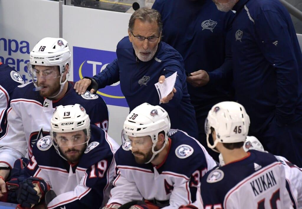 NHL power rankings: Columbus Blue Jackets