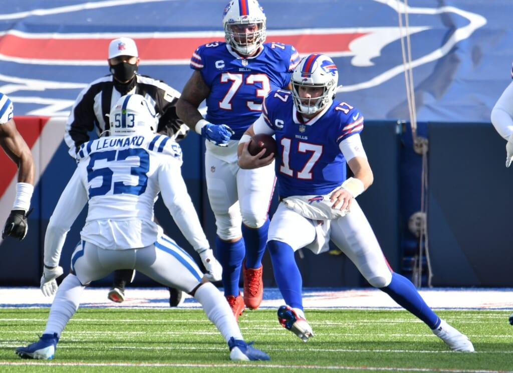 Biggest storylines in 2021 NFL playoffs Divisional Round: Buffalo Bills