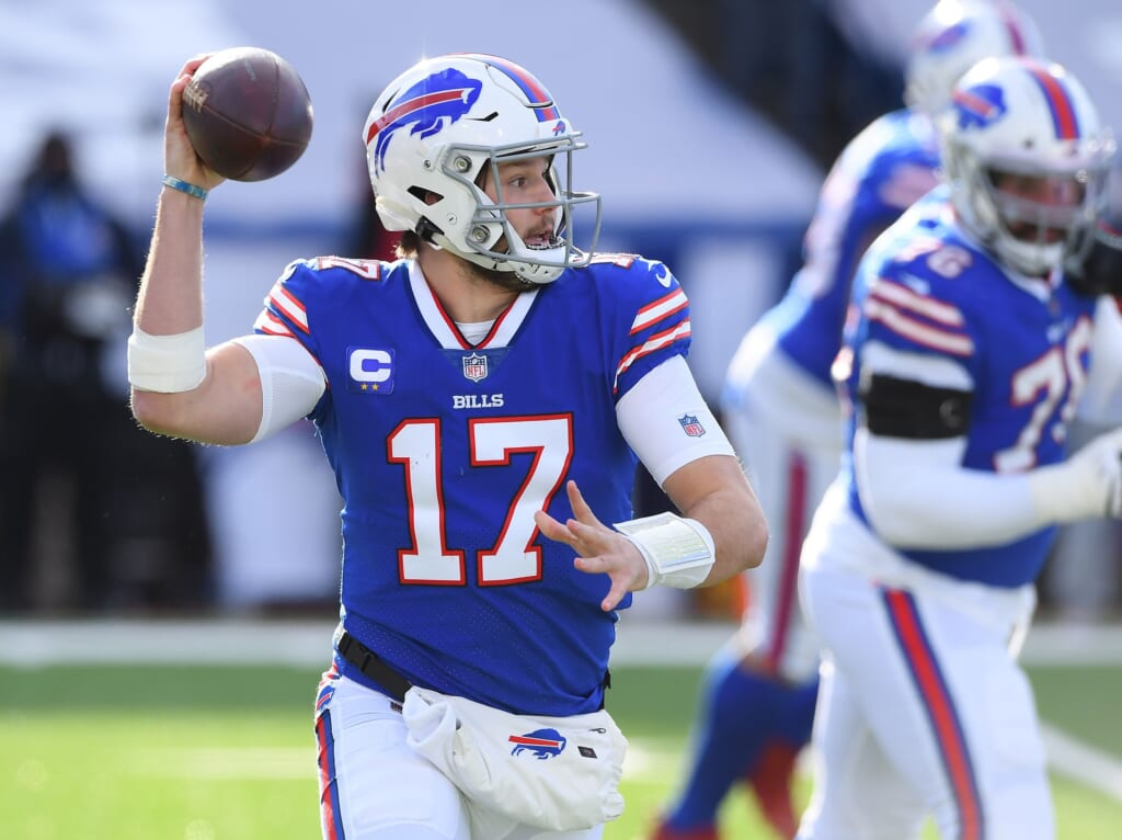 NFL players and personnel with the most to lose in the 2021 offseason: Josh Allen