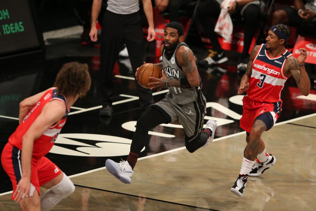 Will Kyrie Irving finally settle in with Brooklyn Nets?