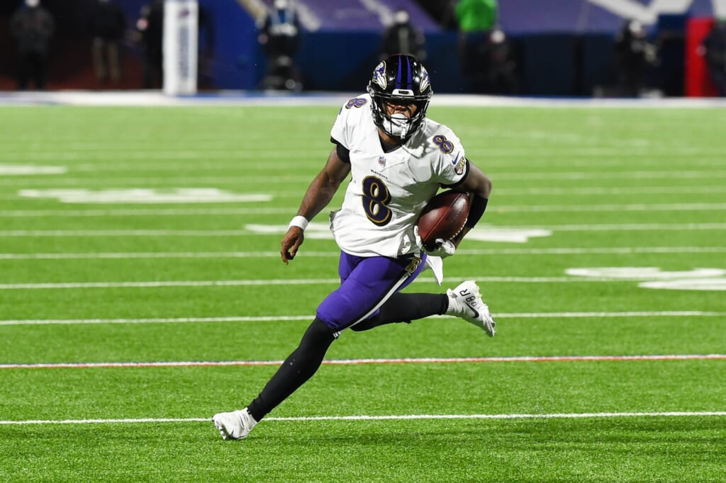Baltimore Ravens will extend Lamar Jackson, but must get MVP more weapons