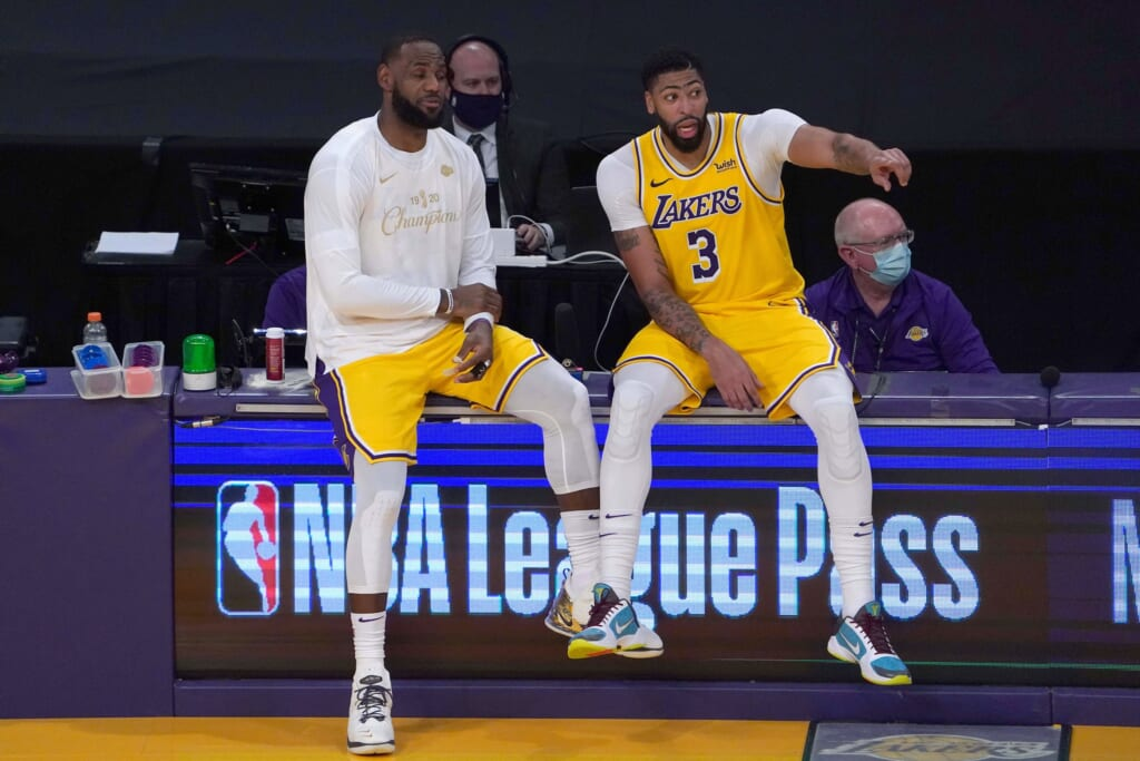 NBA defense rankings: Los Angeles Lakers