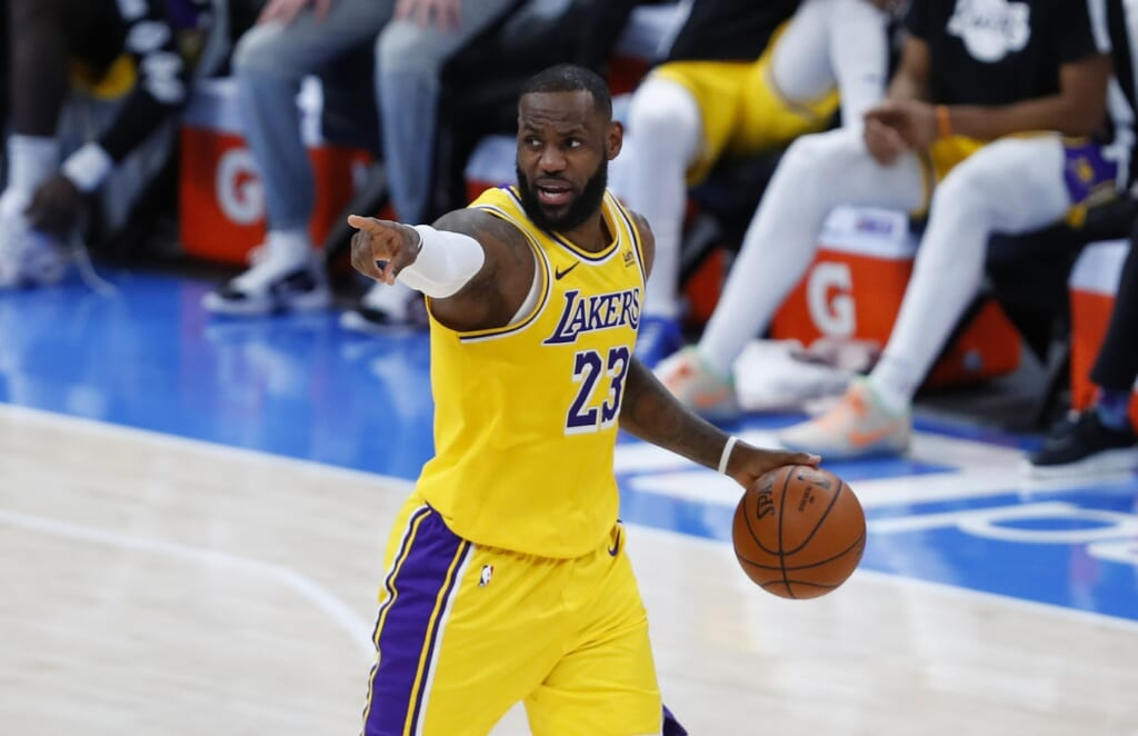 NBA playoff predictions: Lakers defeat Nets in 2021 NBA Finals