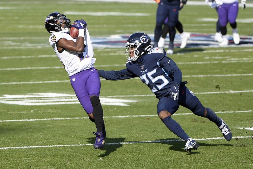 Biggest storylines in 2021 NFL playoffs Divisional Round: Baltimore Ravens