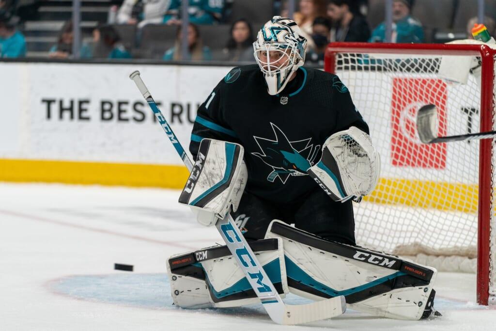 NHL power rankings: San Jose Sharks