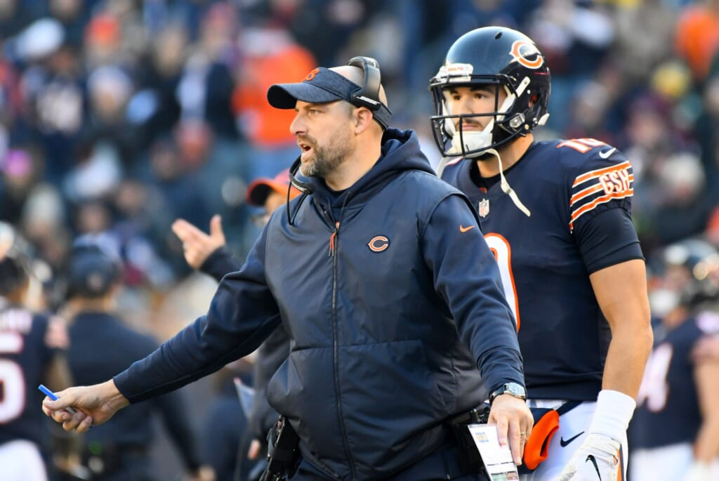 Chicago Bears continue to fail by retaining Matt Nagy, Ryan Pace in 2021