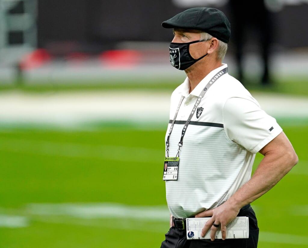 Las Vegas Raiders GM Mike Mayock blasts rookies after disappointing 2020 season