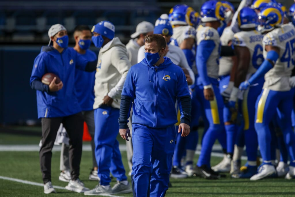 NFL coaching news: Rams DC Brandon Staley to interview with Jets, Chargers