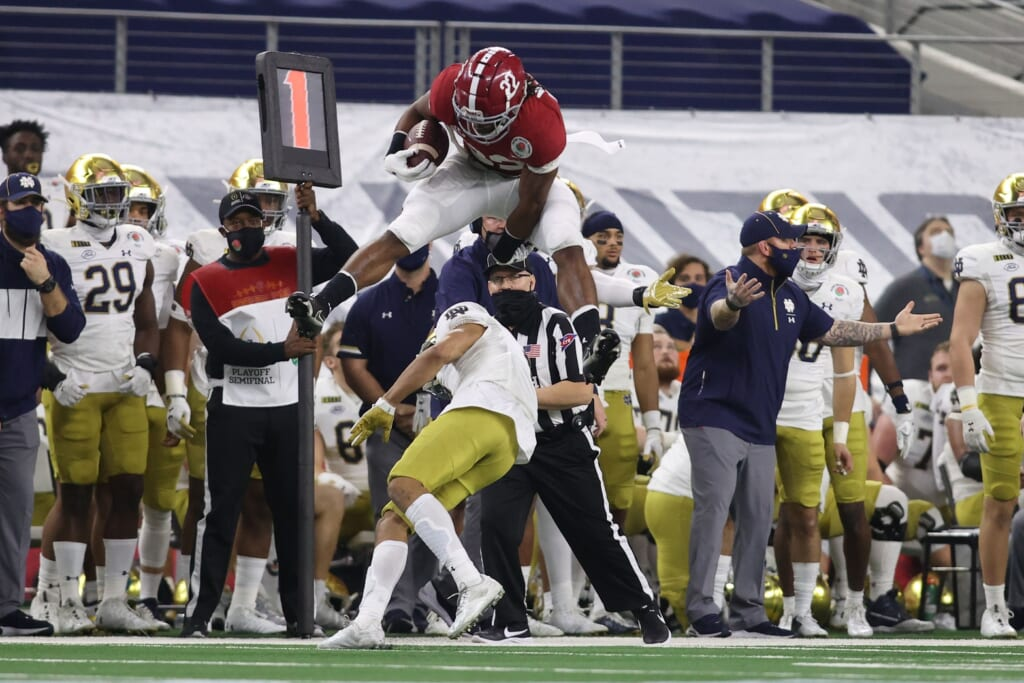Miami Dolphins draft picks: A double-dip at Alabama for Day 1?