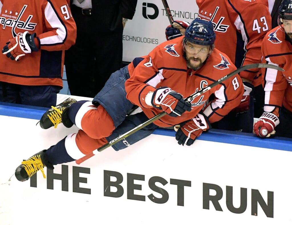 NHL power rankings: Washington Capitals
