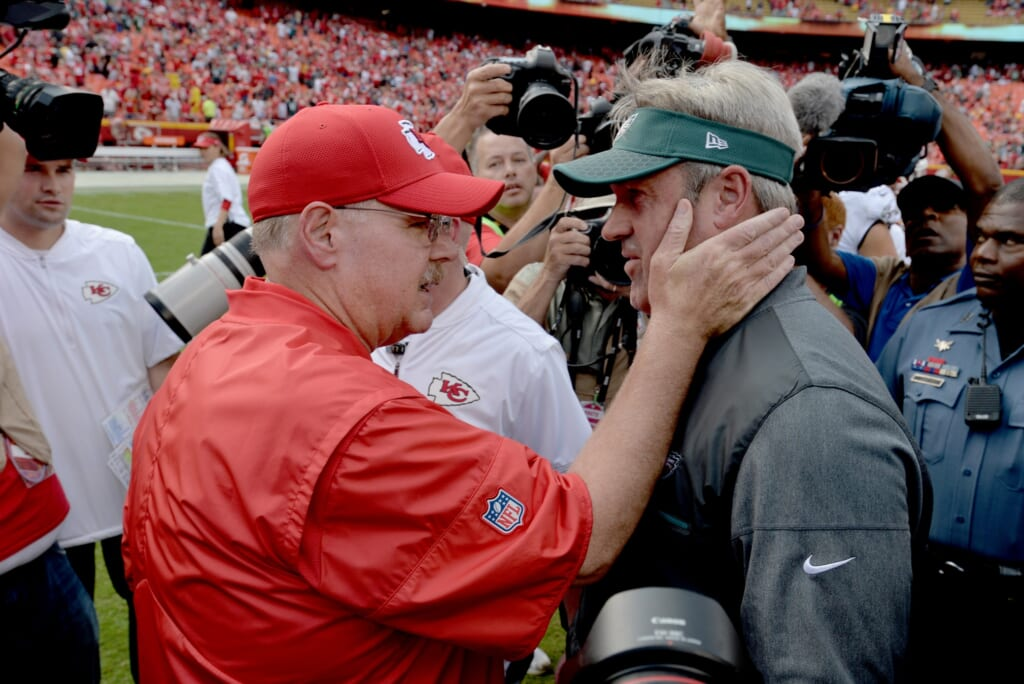 Doug Pederson's decision to step way could lead to better 2022 opportunities