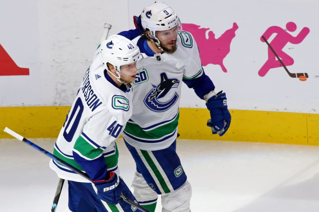 NHL power rankings: Vancouver Canucks