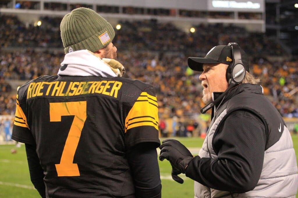 What Randy Fichtner leaving means for Ben Roethlisberger