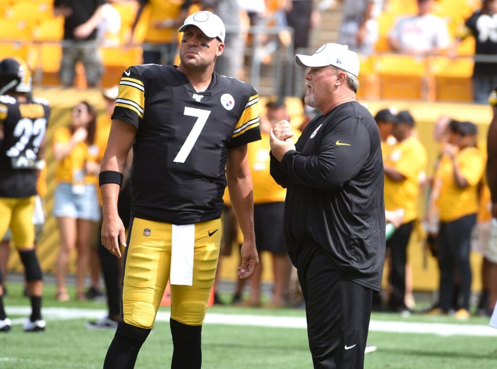 Pittsburgh Steelers salary cap