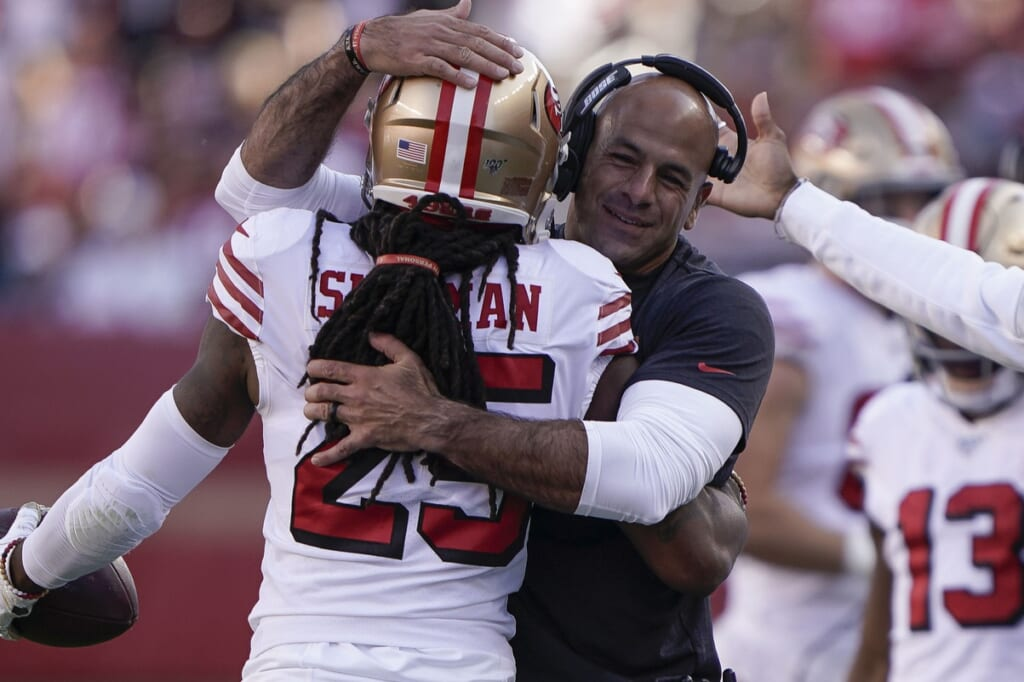 Could Robert Saleh's NFL head coach opportunity double as a homecoming?