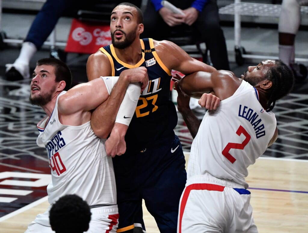 NBA defense rankings: Utah Jazz