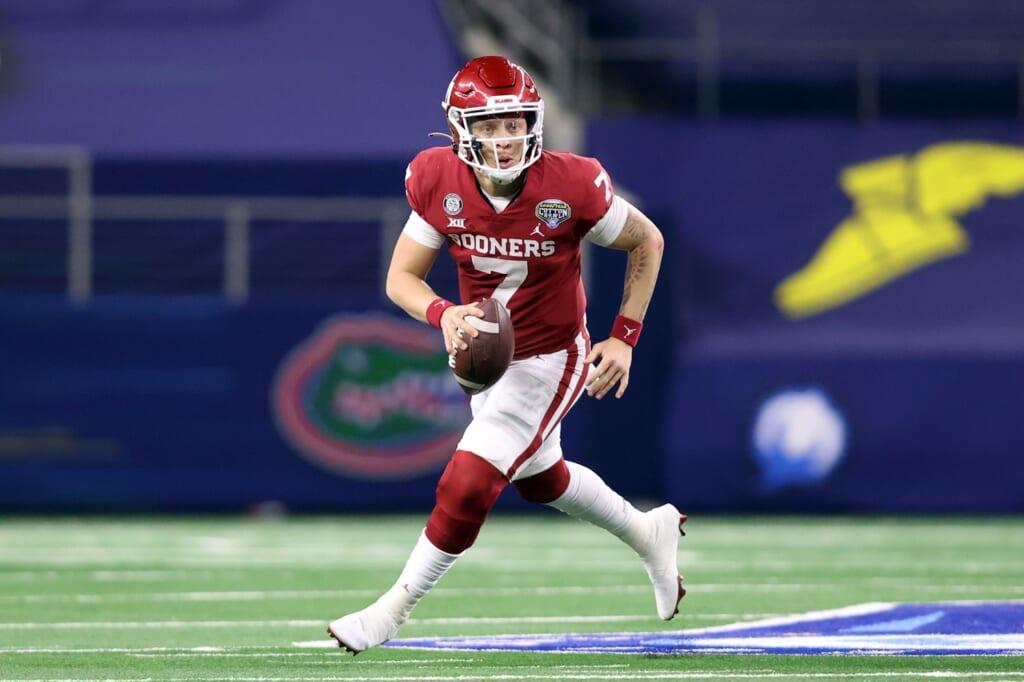 Top 10 college football quarterbacks entering the 2021 season: Spencer Rattler