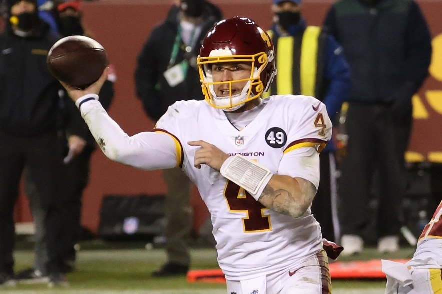 Jared Goff trade: Someone should challenge Washington Football Team's Taylor Heinicke in 2021