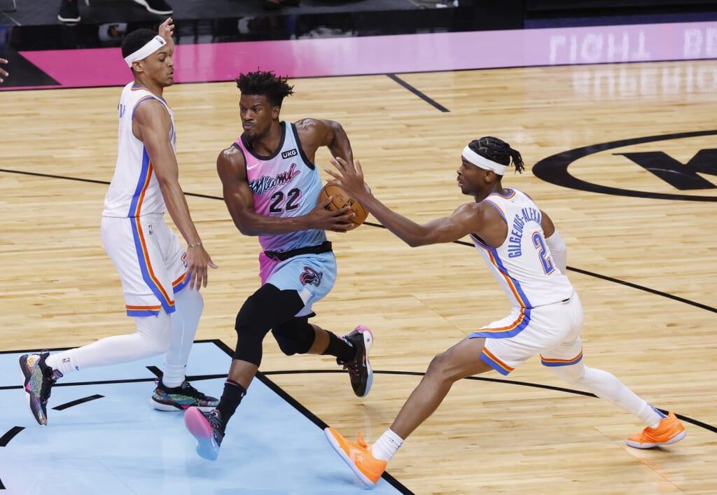 NBA defense rankings: Oklahoma City Thunder