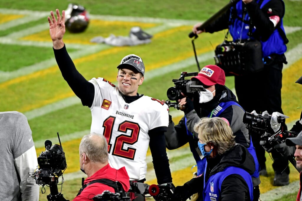 5 key teams who benefited most from 2021 NFL schedule: Tampa Bay Buccaneers