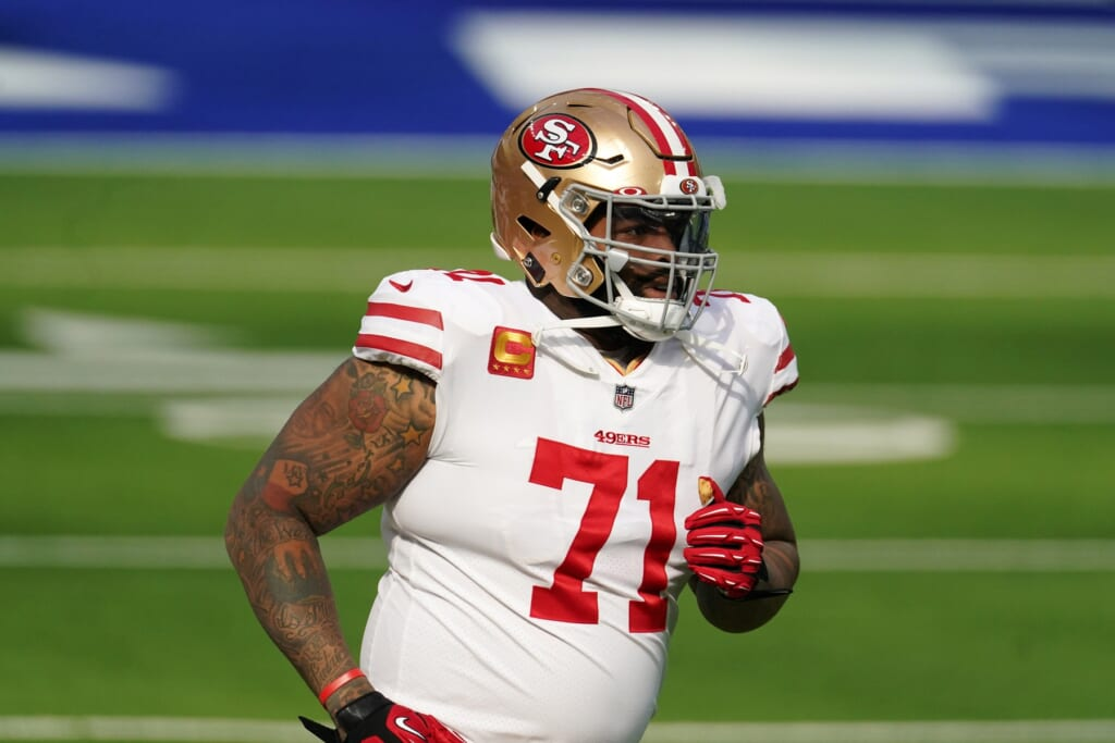 49ers rumors: San Francisco hard at work on Trent Williams contract extension
