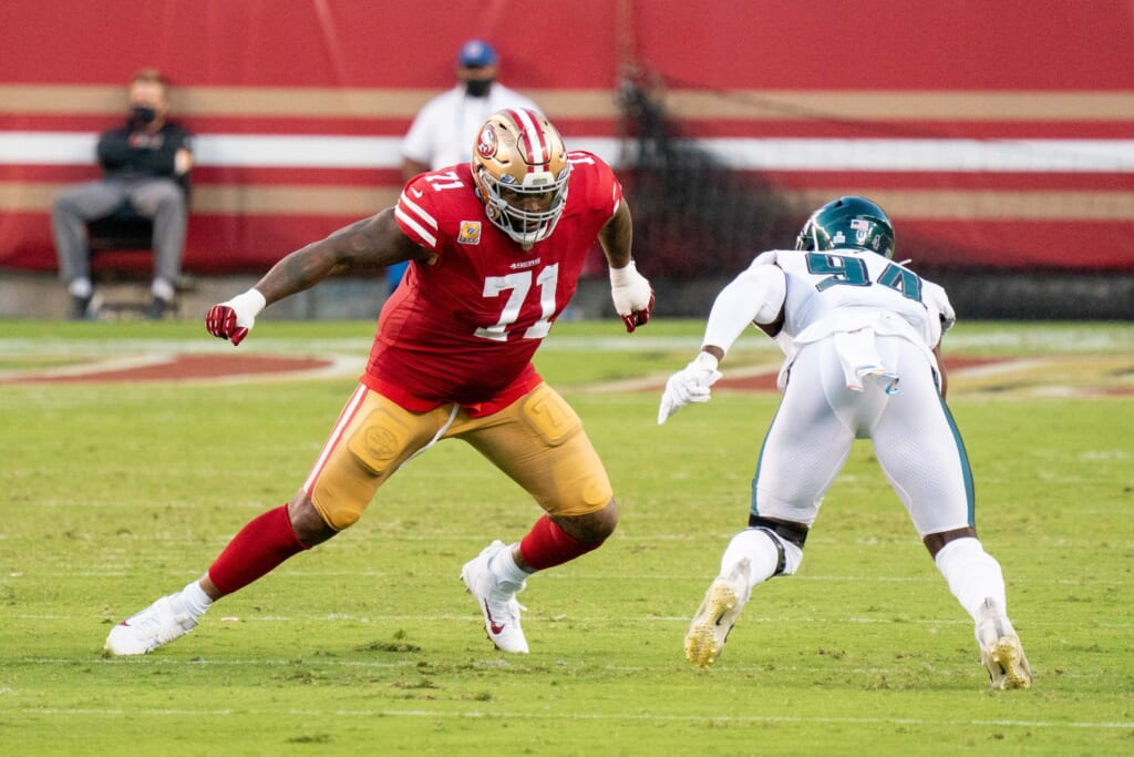 49ers rumors: Can San Francisco meet Trent Williams' market value?