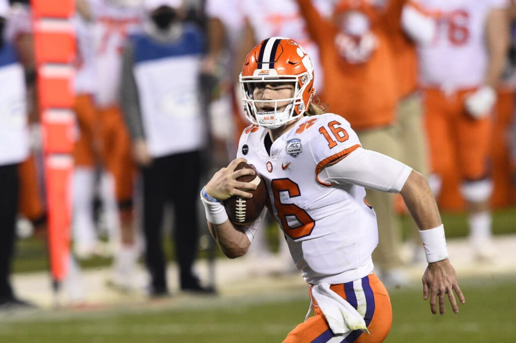 Trevor Lawrence could force his way to New York Jets