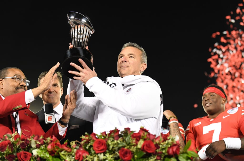 All Urban Meyer does is win, and build elite offenses