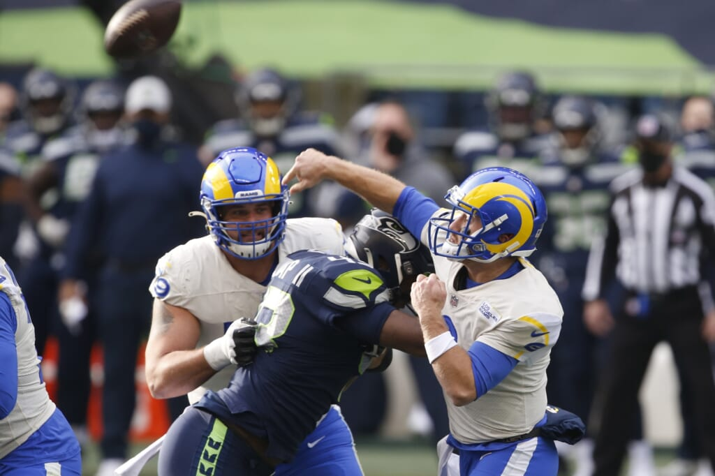 John Wolford injury: What QB's setback means for Los Angeles Rams