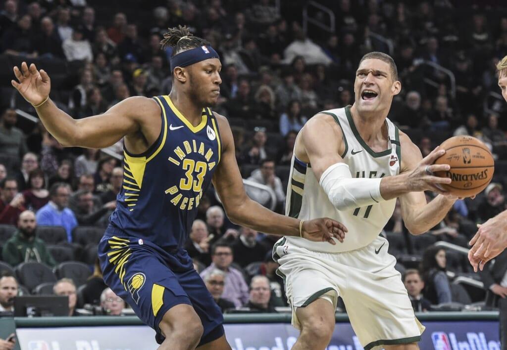 NBA trade rumors: Myles Turner