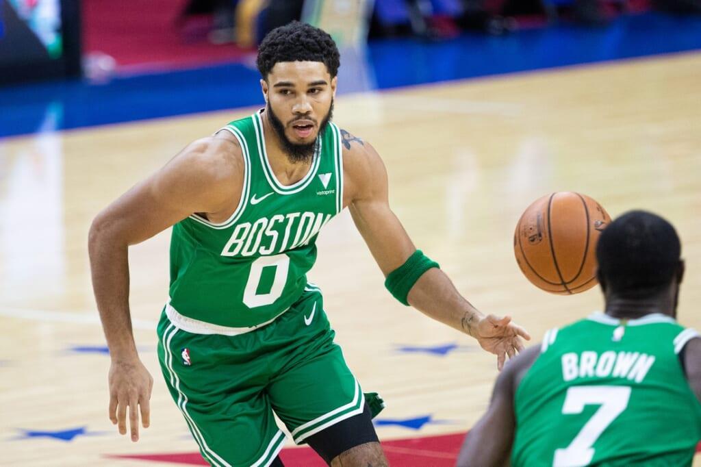 Jaylen Brown, Boston Celtics