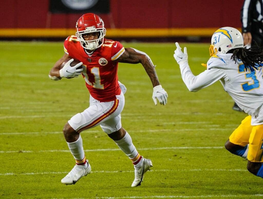 NFL free agency, Demarcus Robinson, Super Bowl LV