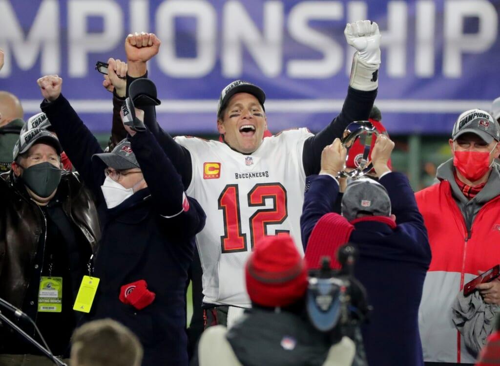 The next Super Bowl for Tom Brady