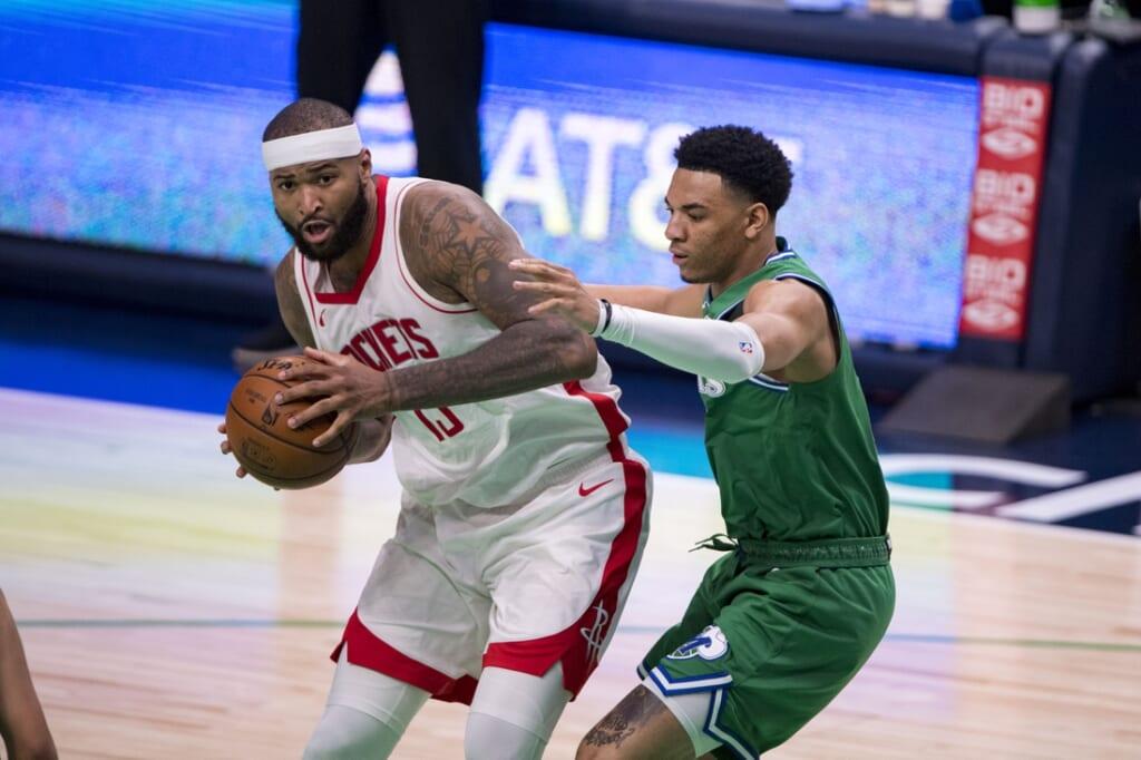 DeMarcus Cousins Celtics