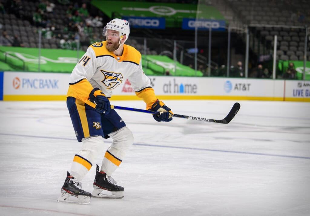Mattias Ekholm NHL trade rumors