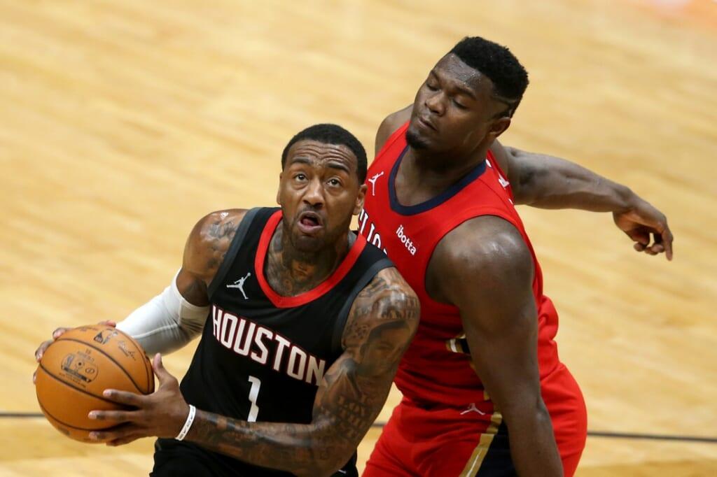 Houston Rockets rumors: Eric Gordon trade