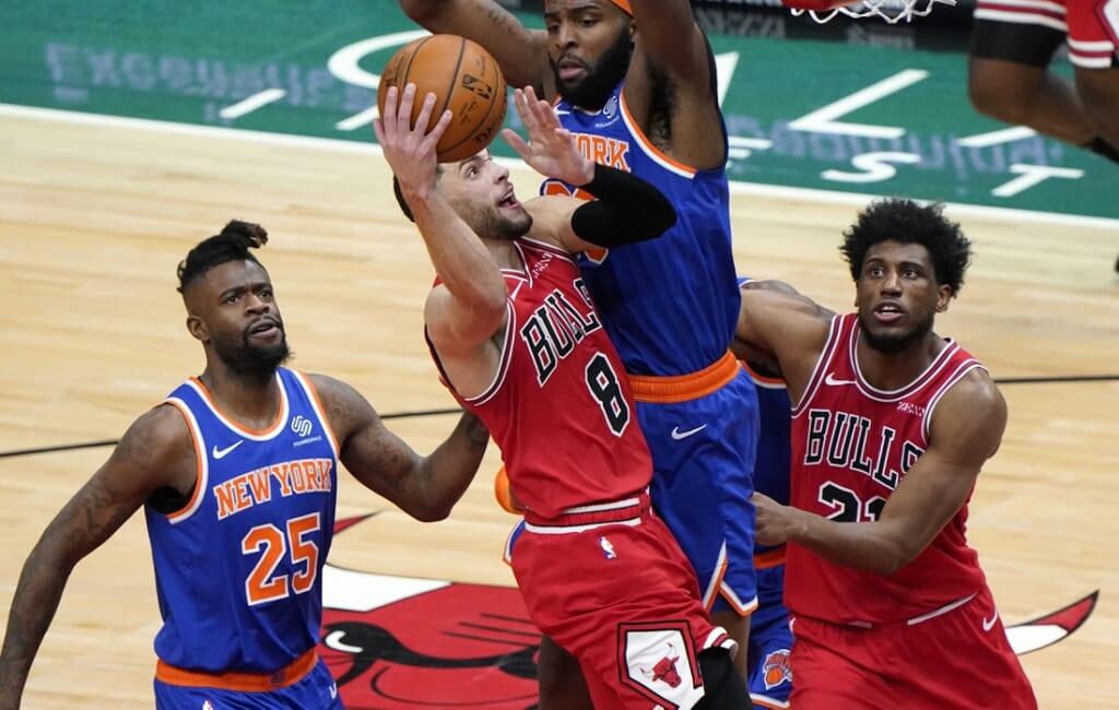 NBA trade rumors: Zach LaVine