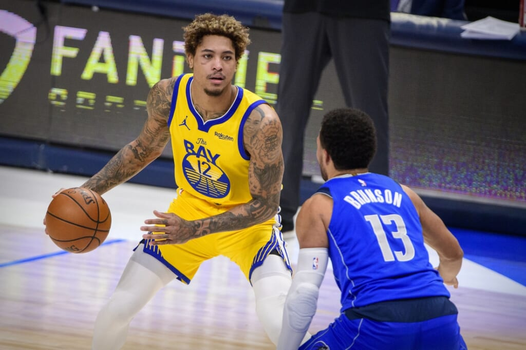 Kelly Oubre to the Dallas Mavericks, NBA free agency