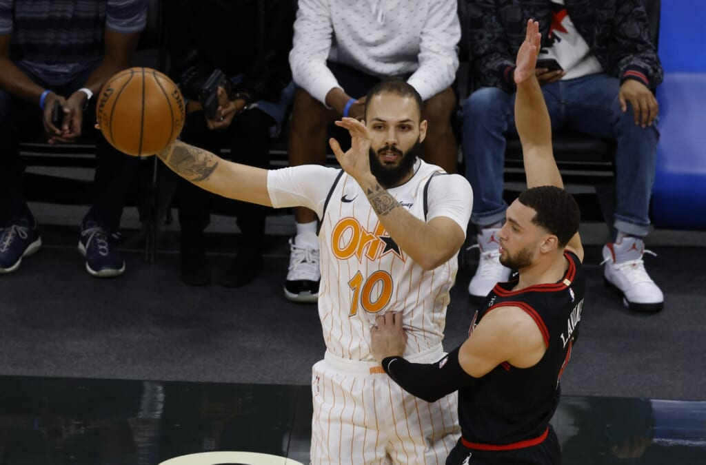 NBA trade deadline: Evan Fournier, Orlando Magic