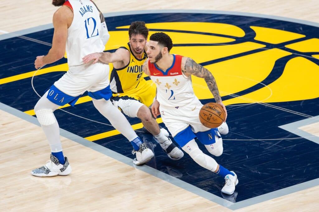 NBA trade rumors: Lonzo Ball