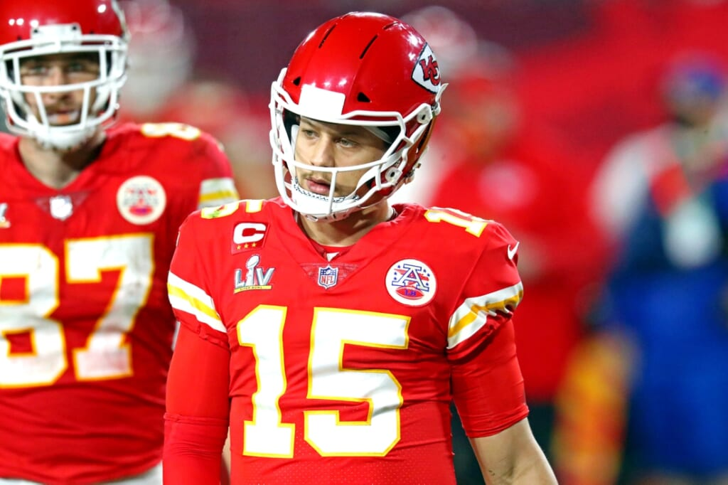 NFL MVP odds: Patrick Mahomes, Chiefs