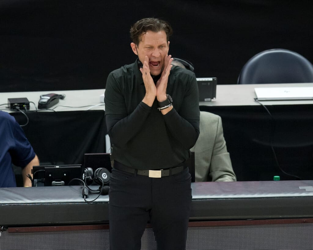 NBA All-Star Game: Key matchup between coaches Quin Snyder and Doc Rivers